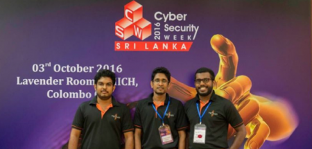 SOC Team wins hacking challenge at the National Security Week 2016