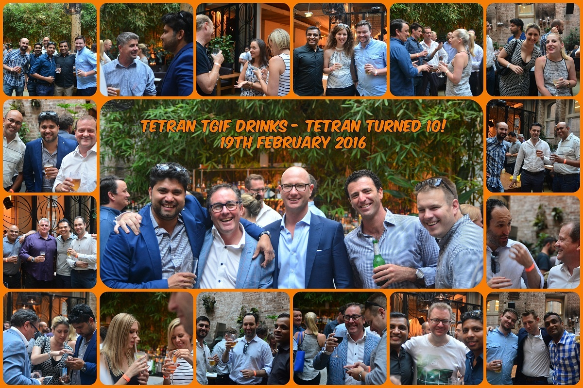 TETRAN Celebrates a Decade in Managed Services - In Pics